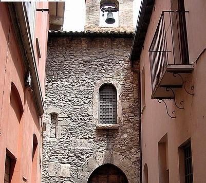 Teramo, crolla il tetto della chiesa di Santa Caterina