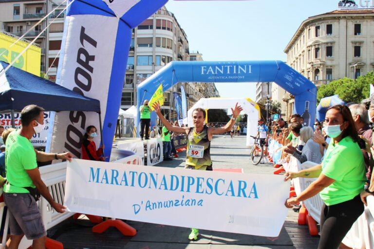Atletica, ritorno trionfale per la Maratona D'Annunziana