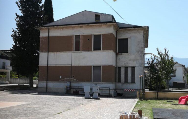 Bolognano, partono i lavori per il palazzo comunale di Piano d'Orta