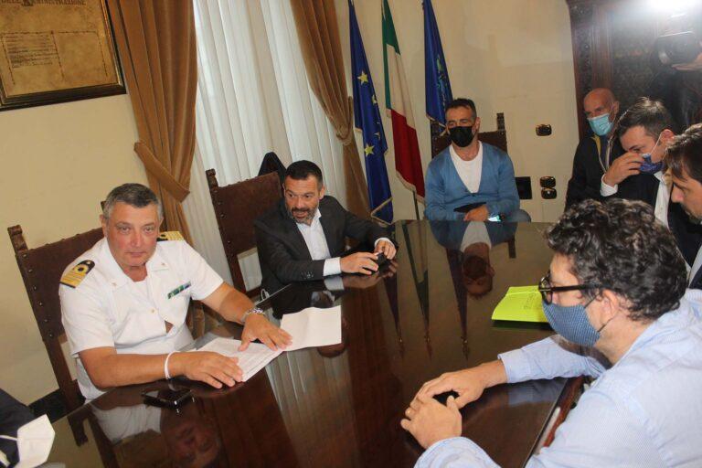 """Pescara, porto: """"Dragaggio a fine novembre"""""""