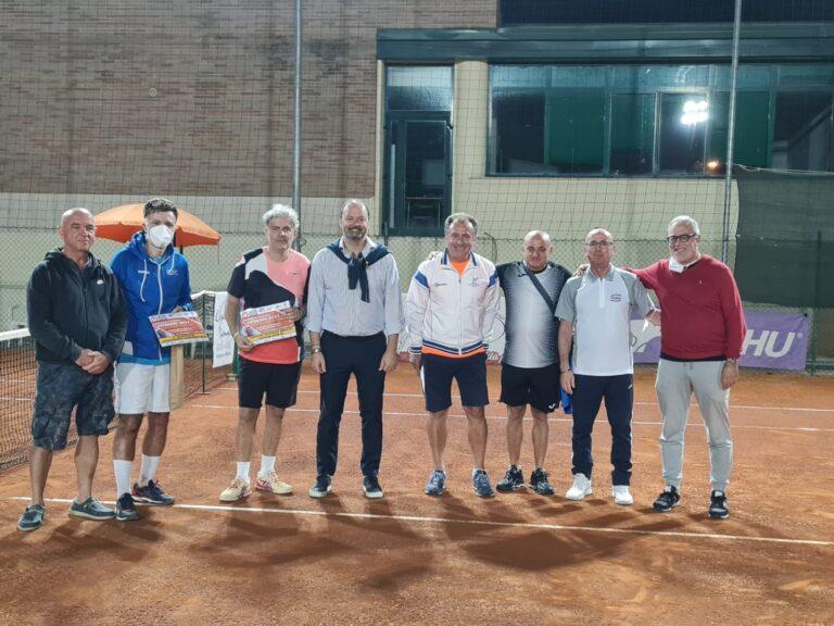 Tennis, concluso il Campionato Regionale Veterani 2021