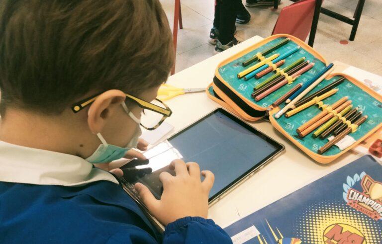 Teramo, un tablet per ogni banco alla scuola primaria Noè Lucidi