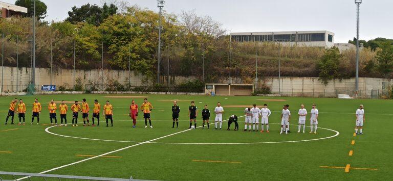 Promozione, rocambolesco 2-3 tra Fater e Sant