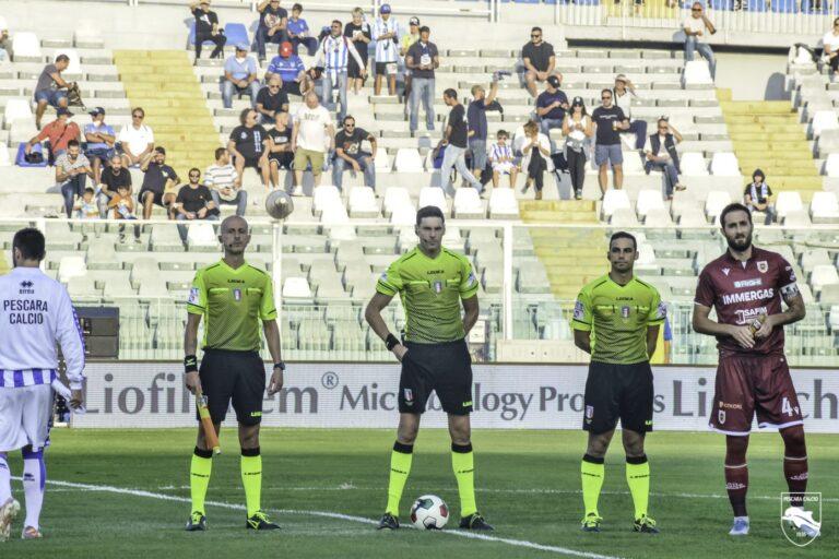 Serie C, omologata Pescara-Reggiana: il Delfino rinuncia al ricorso