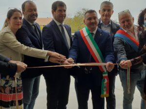 Silvi, inaugurata la scuola di formazione a Pianacce FOTO