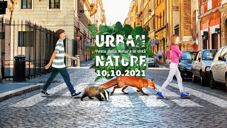 Torna anche a Teramo Urban Nature, la Festa della Natura in città