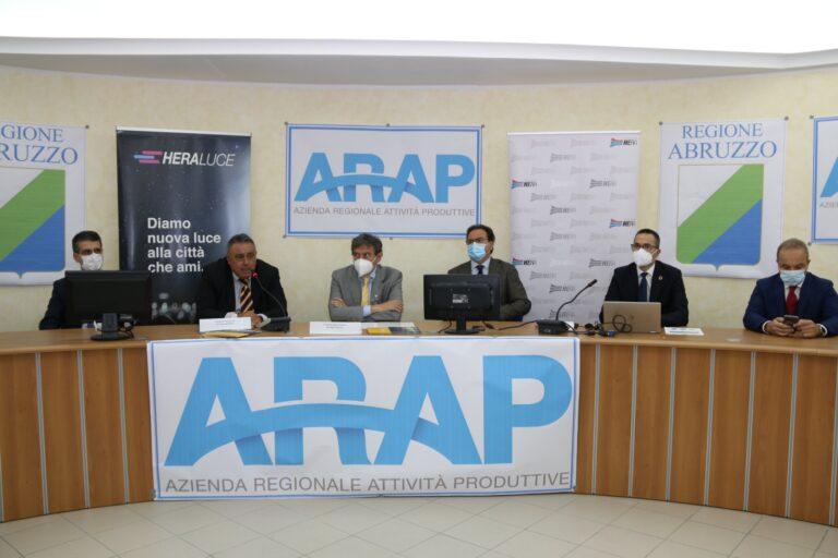 """Parte la riqualificazione """"green"""" della pubblica illuminazione delle aree industriali in Abruzzo"""