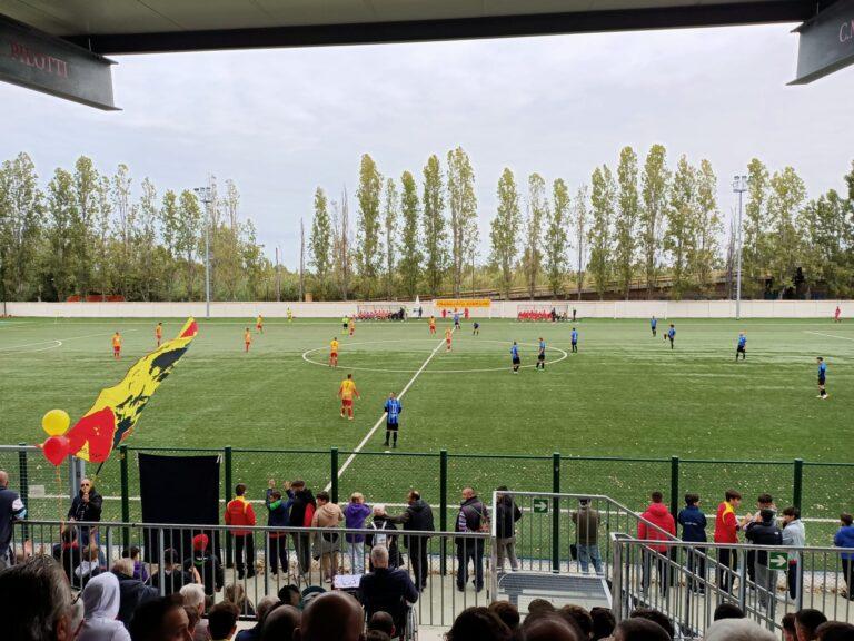 Eccellenza, Giulianova irresistibile: Angolana al tappeto (3-0)