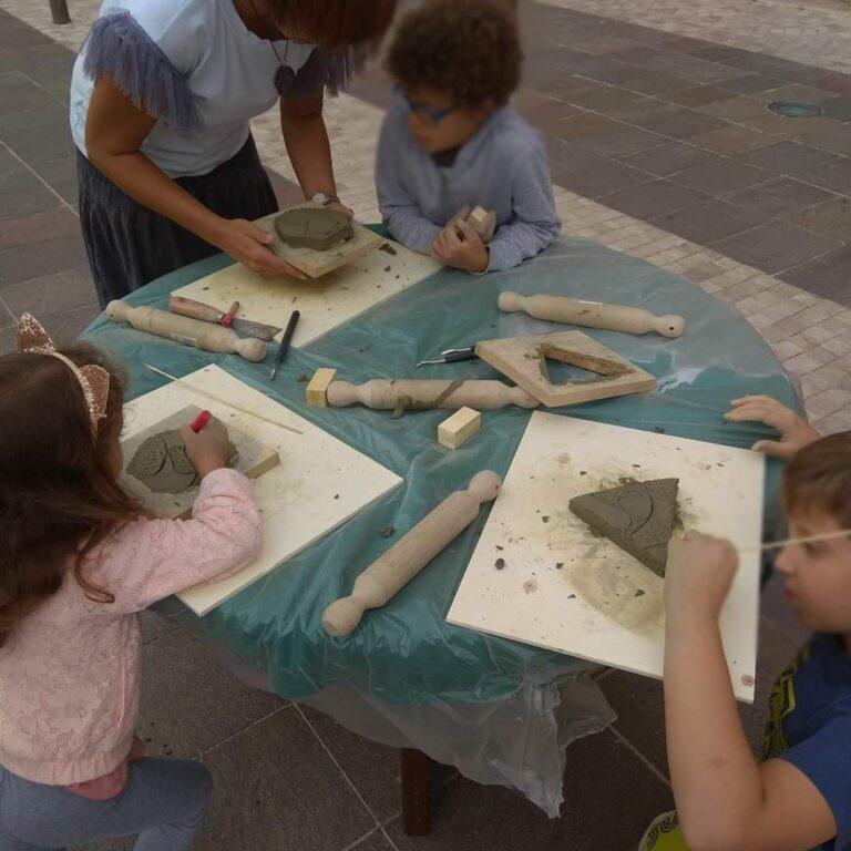 Giulianova, GiocaCultura: al via i laboratori per bambini del Polo Museale e della Biblioteca Bindi