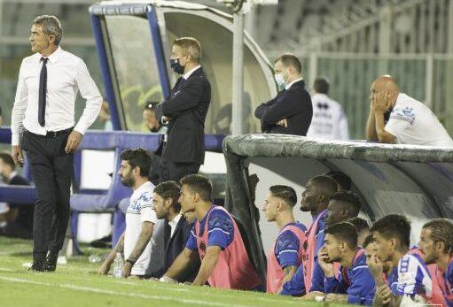 Pescara, debacle contro la Reggiana: finale show all'Adriatico