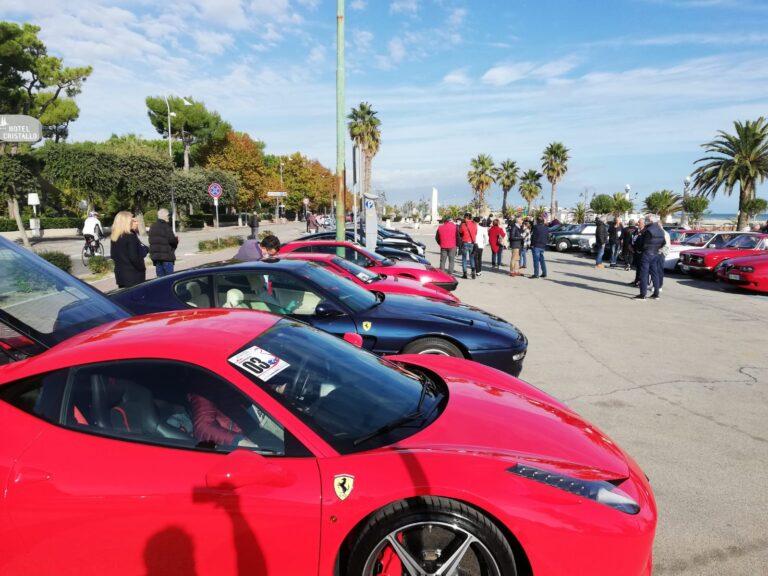 Gran Premio d'Autunno: chiusa la due giorni dedicata al turismo dei motori