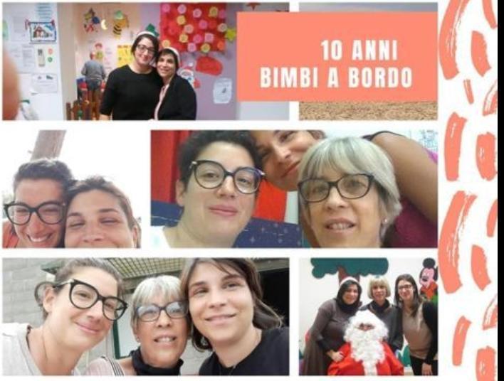 """Torano Nuovo, la coop """"Bimbi a bordo"""" festeggia i dieci anni"""