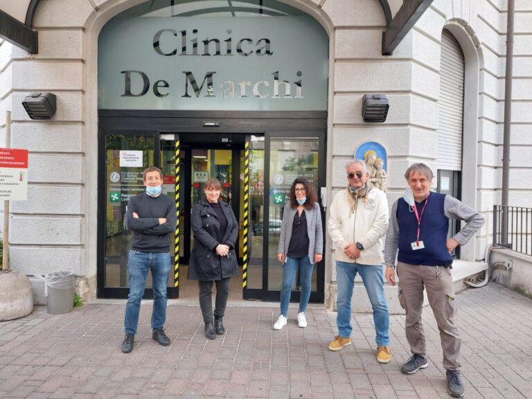 Giulianova, apparecchiature mediche per il Senegal: il viaggio del Circolo Colibrì