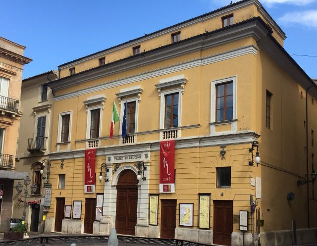 Chieti, Teatro Marrucino: tutto pronto per la restituzione alla città