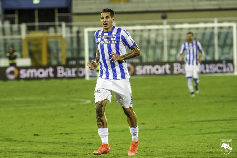 Il Pescara si ferma sul pari a Siena