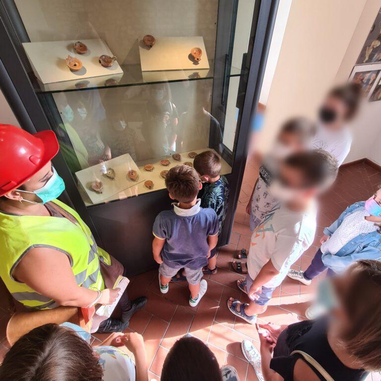 Giulianova, il Polo museale si presente alle scuole con il nuovo servizio educativo