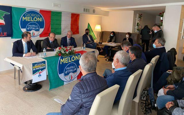 Ortona, nuovi ingressi in Fratelli d'Italia