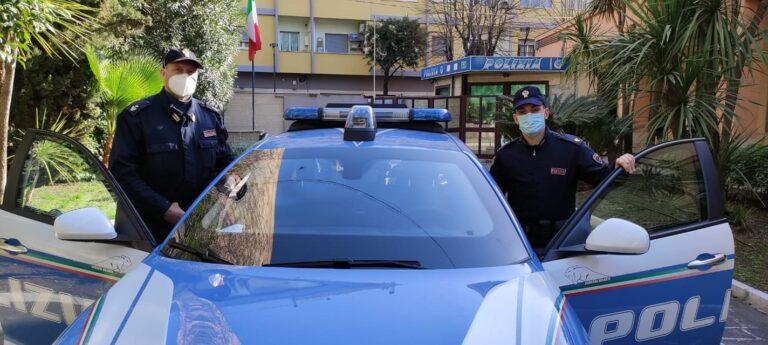 Pescara, minaccia la convivente con un coltello: denunciato