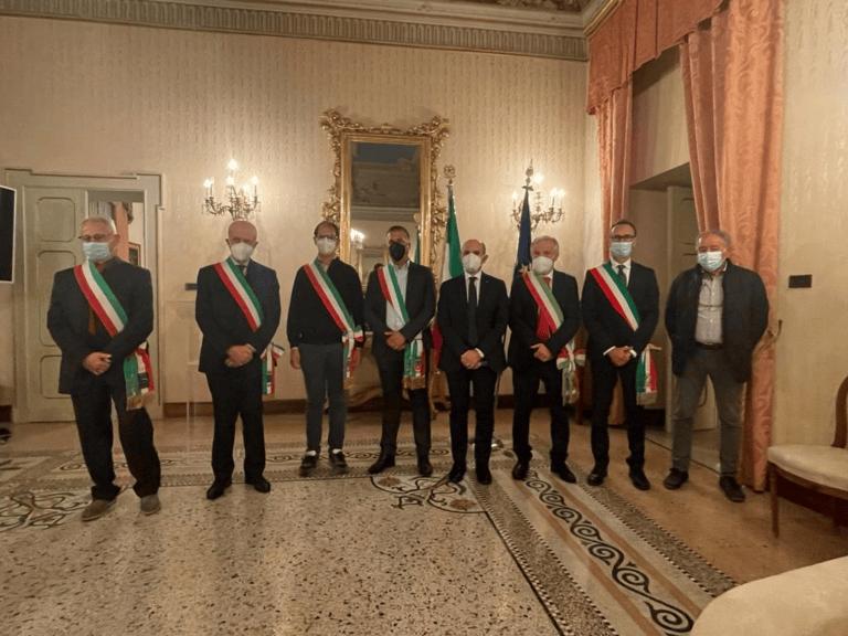 Elezioni: il Prefetto di Teramo incontra i sindaci eletti FOTO